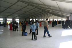 Sasol event flooring 2010 - carnival city 010