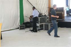 Sasol event flooring 2010 - carnival city 021