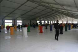 Sasol event flooring 2010 - carnival city 011
